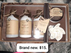 Tuscan Hills body care collection for Sale in Hermon, ME