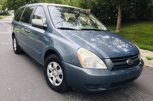 LOW MILES* ONLY $4300 !! * 2006 Kia Sedona Van Like New Interior w DVD & Screen for Sale in Rockville, MD