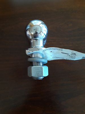 """Draw-tite 2""""hitch ball for Sale in Lincoln, CA"""
