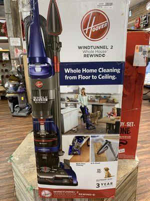 Hoover Windtunnel 2 Rewind Vacuum for Sale in Dallas, TX