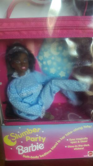 Slumber Party Barbie for Sale in Colorado Springs, CO