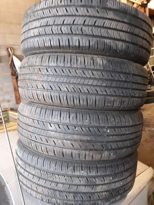A set of Tires size 205 65 15 for Sale in Takoma Park, MD