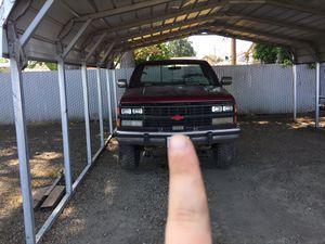 1988 Chevy Silverado k1500 4x4 for Sale in Salem, OR