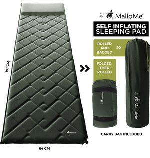 Sleeping pad - self inflatable for Sale in Pleasanton, CA