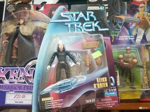 Retro action figures (star trek, aliens, xena) for Sale in Los Angeles, CA