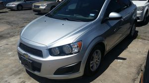 2012 Chevy sonic for Sale in Houston, TX