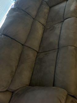 Skye Microfiber Power Reclining Sofa for Sale in New York,  NY