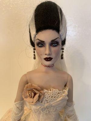 The Bride of Frankenstein Tonner ooak doll for Sale in Las Vegas, NV