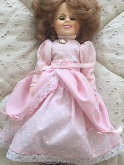 Vintage Shirley temple Doll Pink Dress for Sale in Scappoose,  OR