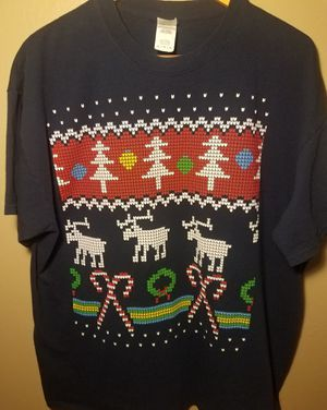 Used, Ugly Christmas Shirt Men's size XL for Sale for sale  Paramount, CA