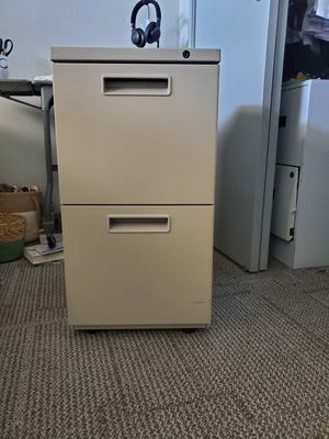 Two Drawer File Cabinet for Sale in Tempe, AZ