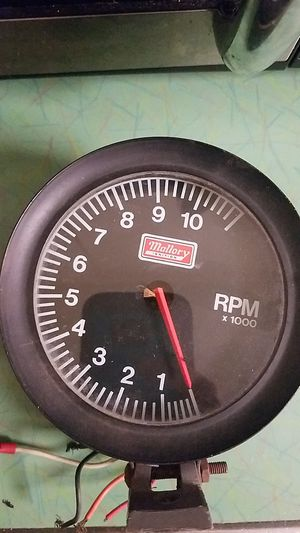 Mallory ignition Tach, tachometer for Sale in West Covina, CA