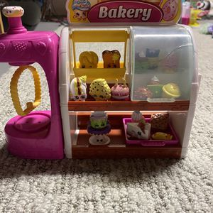Shopkins Bakery Collection for Sale in Tabernacle, NJ