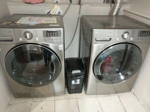 Grey Front Load Washer and Dryer for Sale in Golden, CO