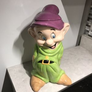 Walt Disney's dopey Cookie Jar for Sale in Zephyrhills, FL