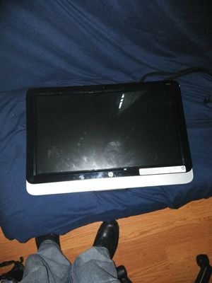 HP all in one touchscreen desktop computer for Sale in Houston, TX