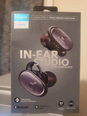 Liberty pro 2 earbuds for Sale in Hartford, CT