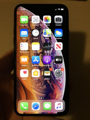 iPhone XS unlocked for Sale in Lynwood, CA