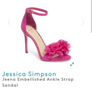 Jessica Simpson Js Jeena Sandal Heel for Sale in Chicago, IL