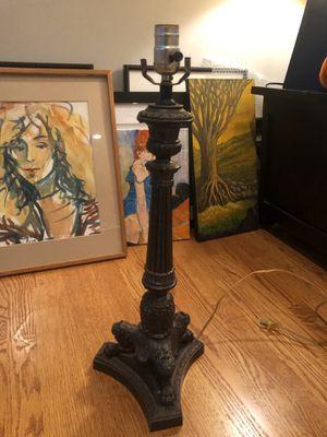 Stunning Antique Lamp for Sale in Schnecksville, PA