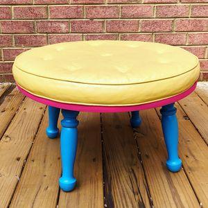 Vintage footstool / ottoman for Sale in Fairfax, VA