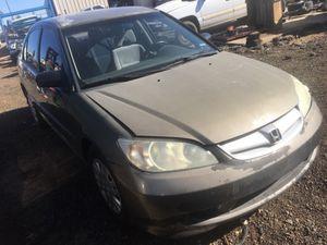 2002 Honda Civic for parts for Sale in Phoenix, AZ