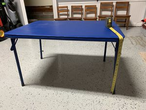 Kids table and chairs for Sale in Smyrna, GA