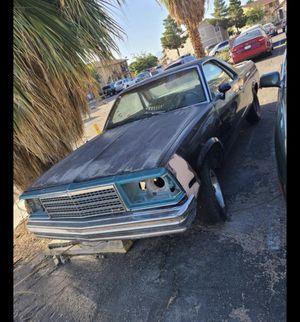 1982 El Camino for Sale in North Las Vegas, NV