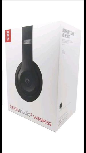 Beats studio 3 wireless Bluetooth new sealed for Sale in Aloma, FL