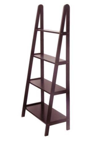 Wood ladder shelf expression for Sale in Lemon Grove, CA