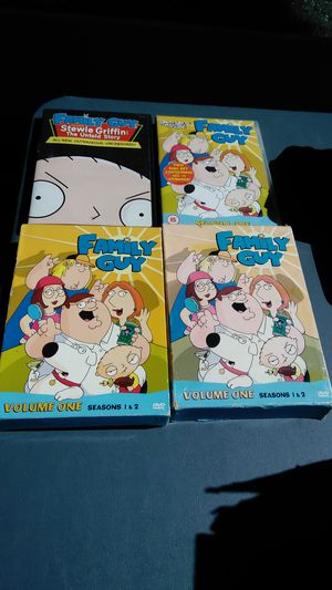 Family Guy movies for Sale in Durham, NC