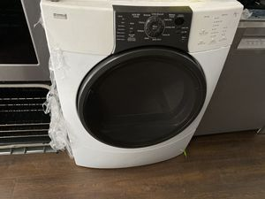 Kenmore heavy duty front load washer and dryer set for Sale in Santa Ana, CA