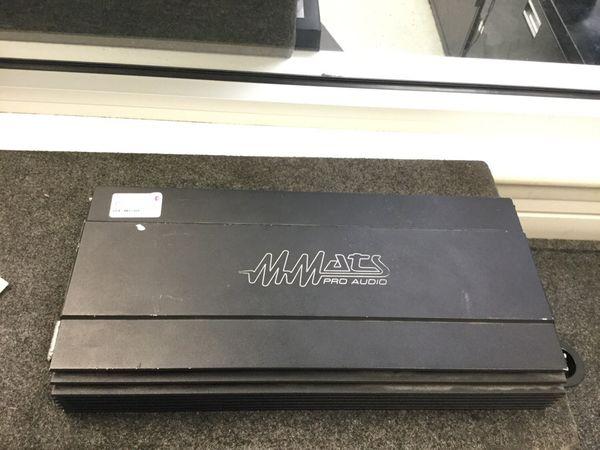 Matt's Amplifier