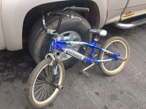 Mongoose bmx bike for Sale in Minooka, IL