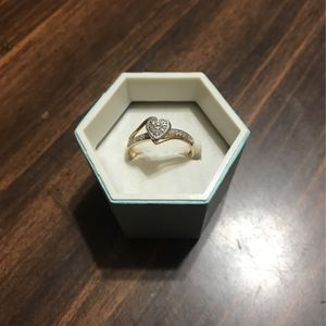 Heart Shaped Ring for Sale in Hartford, CT