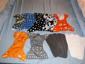 Cloth Diapers for Sale in Bakersfield, CA