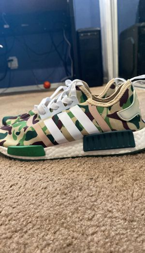 Adidas bape Nmd for Sale in Inglewood, CA