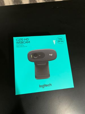 New in box Logitech C270 for Sale in Sunnyvale, CA
