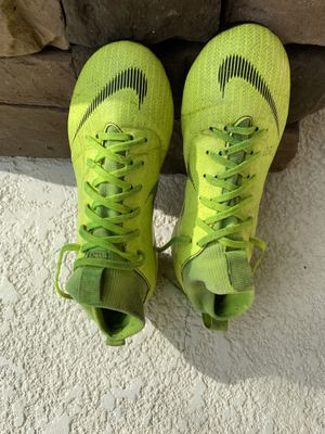 Nike Kids Mercurial Superfly V fg Soccer Cleats US 1 Y for Sale in Orlando, FL