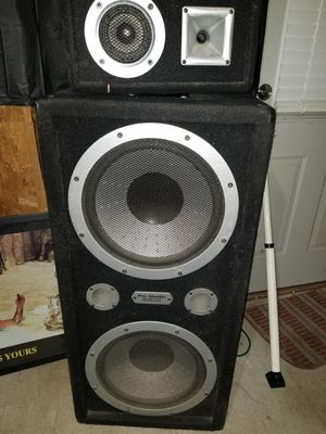 Dj equipment for sale for Sale in Douglasville, GA