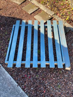 Two 2 months old, 2 4x4 fence gate for Sale in Renton, WA