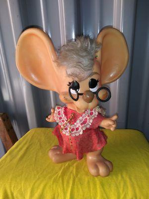 Antique toy figure. Topogiya. Mark 1970 in back neck. 1970's for Sale in Denver, CO