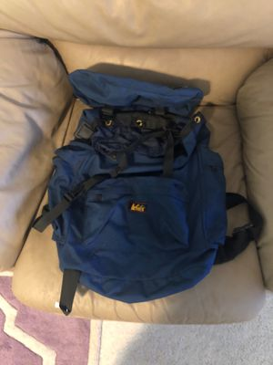 Rei camping hiking backpack for Sale in Corona, CA