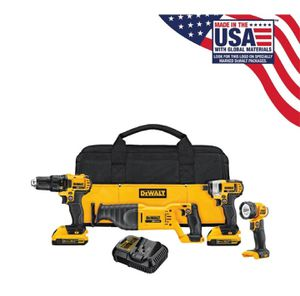 DEWALT 6 TOOL 20 VOLT TOOLS COMBO KIT for Sale in Katy, TX
