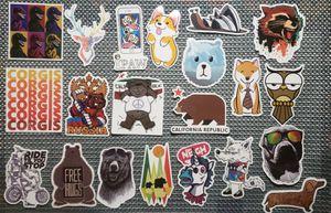 Animal Waterproof Stickers for Sale in Williamsport, PA