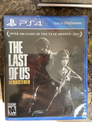 The Last Of Us PS4 Game for Sale in Bakersfield, CA