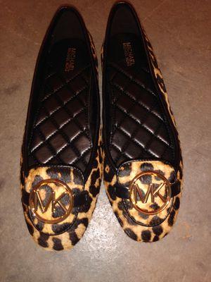 leopard printed MICHAEL KORS ballet flats for Sale in Lakeland, FL