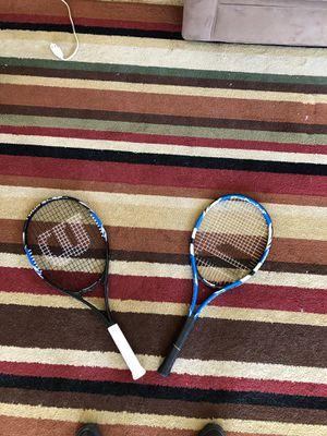 Wilson tennis rackets for Sale in Auburn, CA