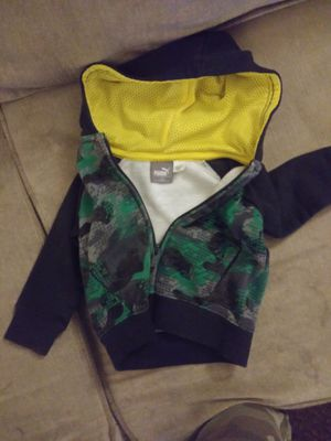 Infant boys 3/6m new PUMA hoodie for Sale in Tulsa, OK