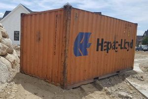 Crazy Deals on Used 20' Portable Storage Containers for Sale in Rock Island, IL